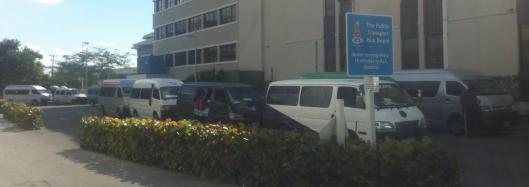 -cayman georgetown town bus station