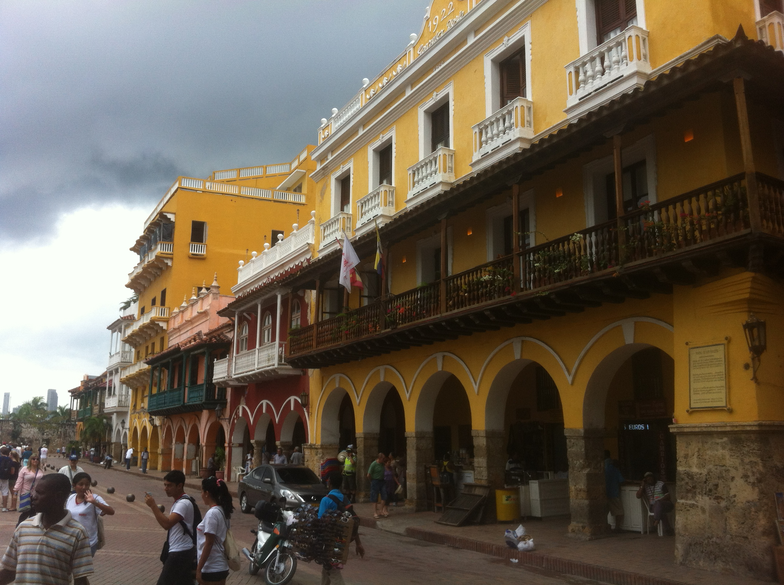 Cartagena, Colombia: The Old Town