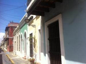 sju pastel street