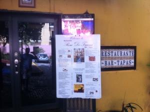 sju restaurant menu