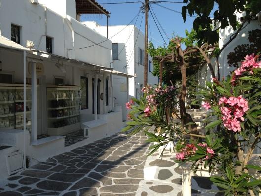 Mykonos Town, Greece.