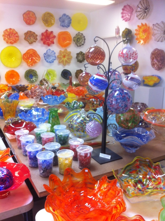 The Store at the Morean Glass Studio & Hot Shop is the largest art glass store in the Tampa Bay region.