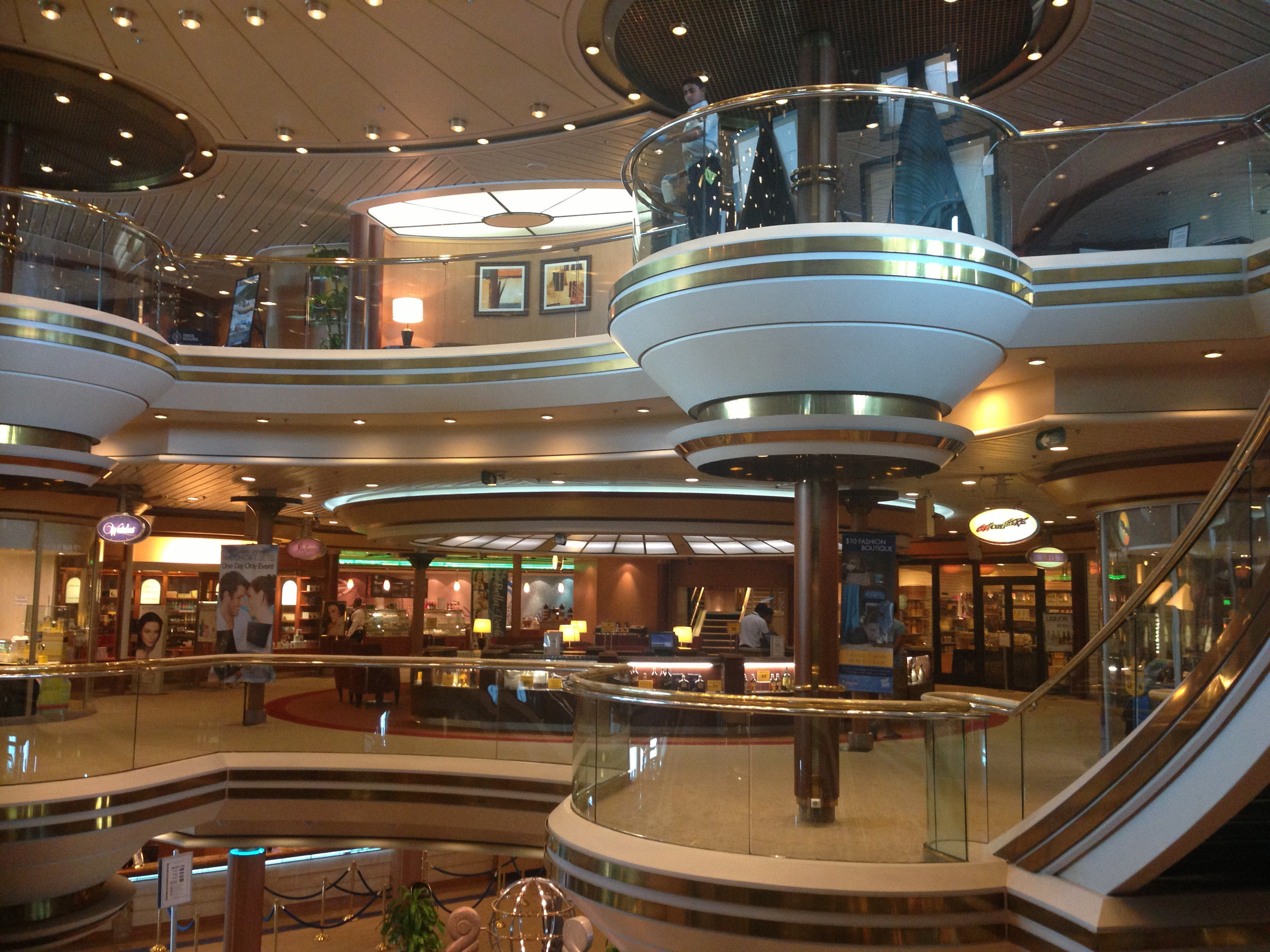 cruise ship review royal caribbean majesty of the seas