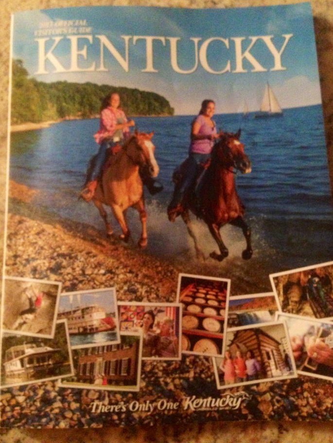 Kentucky's Visitors Guide