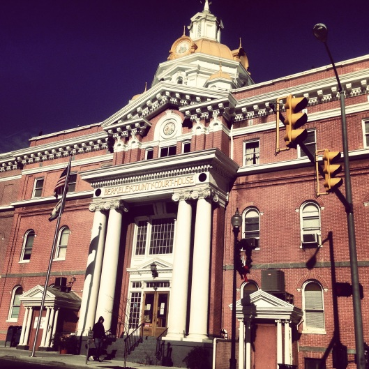 Martinsburg is the county seat for Berkeley County and its impressive courthouse is downtown.