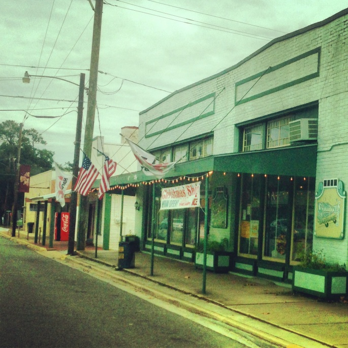 There are some shops in downtown Woodville, Texas along US 190 that makes for a whistle stop on any road trip.