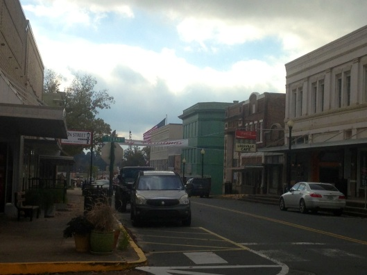A surprising small town with nice architecture, history and good feel was Leesville, Louisiana.  The Main Street is really quite nice.