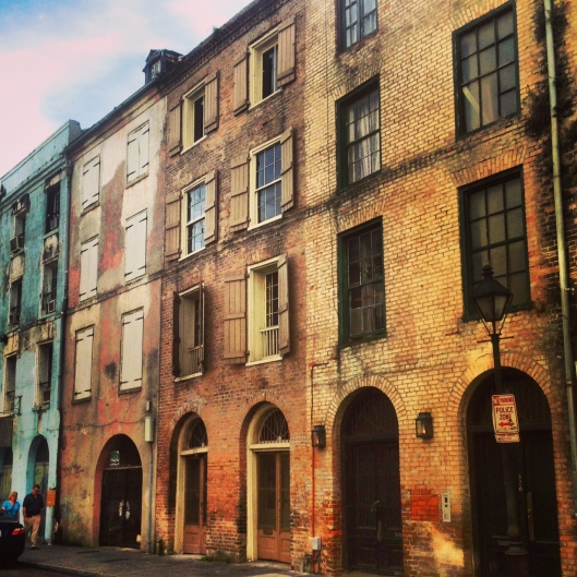 There is no denying that the buildings of New Orleans are fascinating.