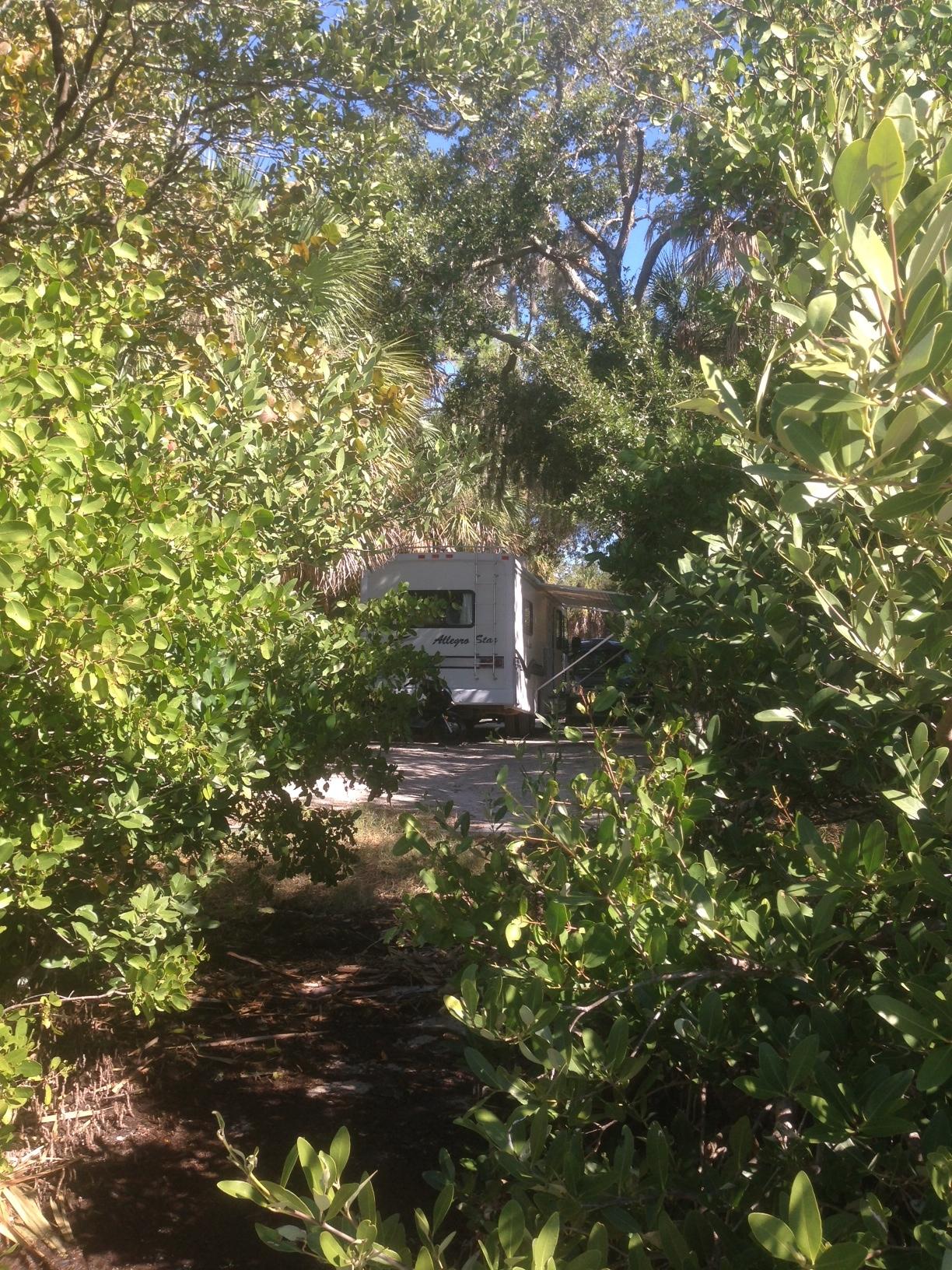 Camping At Fort Desoto Park St Petersburg Florida How