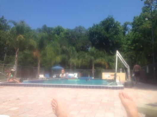Camping In Daytona Beach Port Orange Florida How Do I Travel