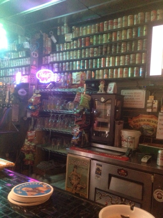 It doesn't get much more authentic and real as Shorty's Bar in the town center of Punta Gorda Florida.