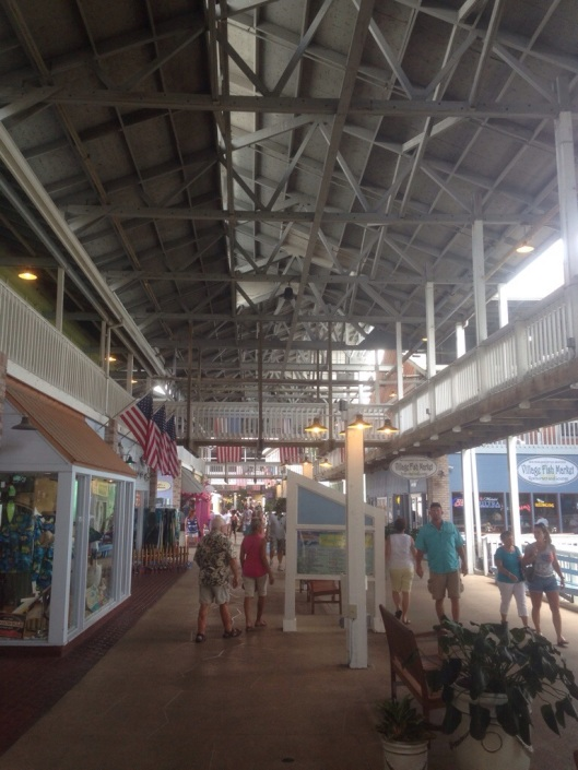 Fisherman's Village is quite popular and for good reason in Punta Gorda, Florida.
