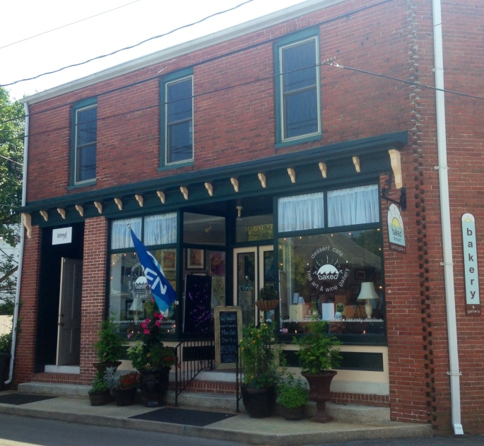 A gorgeous bakery is well worth your stopping in anytime in Berlin, Maryland.