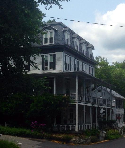 The Deerhead Inn, home of Jazz in the Poconos.