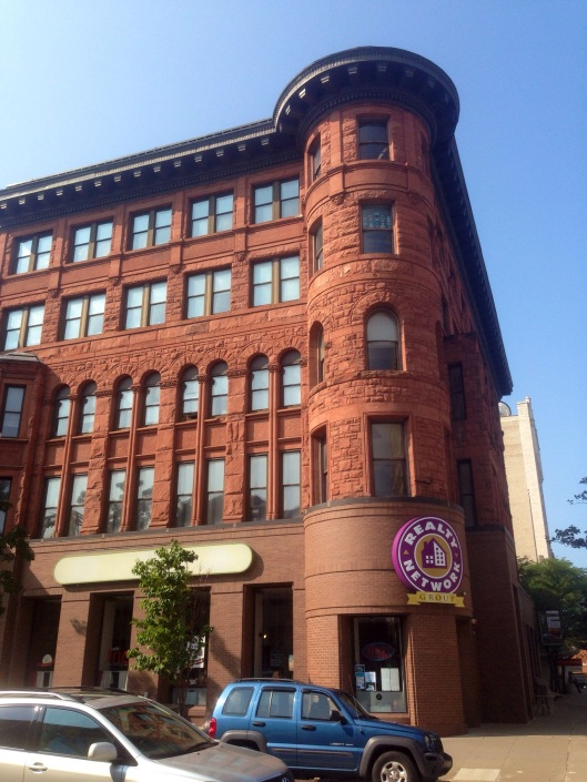 Loads of interesting historic buildings can be found in downtown Scranton, Pennsylvania.